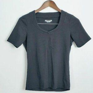 💰3/20$💰ROYAL ROBBINS short sleeves V-neck shirt